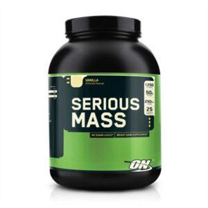 SERIOUS MASS | Bodybuilding Supplements