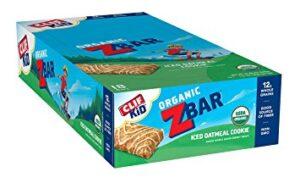 CLIF BAR KID ORGANIC ZBAR | Nutrition Bar