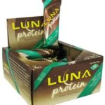 CLIF BAR LUNA PROTEIN – MINT CHOCOLATE CHIP