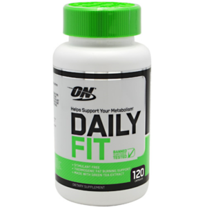 DAILY FIT – 120 EA   Multivitamins Nutrition