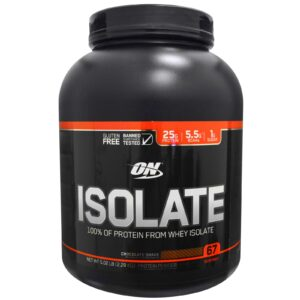 ISOLATE | Bodybuilding Nutrition Supplements