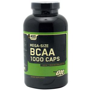 OPTIMUM NUTRITION BCAA 1000 – 400 EA