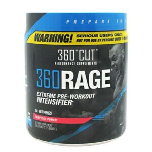 360RAGE – TROPICAL PUNCH | Bodybuilding