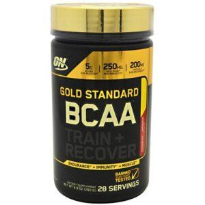 OPTIMUM NUTRITION GOLD STANDARD BCAA – CRANBERRY LEMONADE