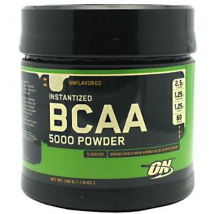OPTIMUM NUTRITION INSTANTIZED BCAA 5000 POWDER 60 SERVINGS