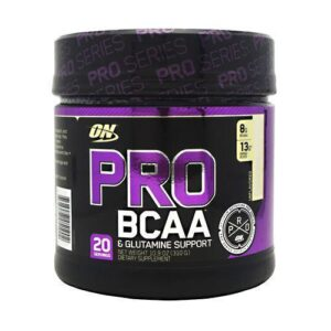 OPTIMUM NUTRITION PRO SERIES PRO BCAA – UNFLAVORED