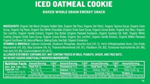 CLIF BAR KID ORGANIC ZBAR | Nutrition Bar