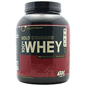 GOLD STANDARD 100% WHEY | Bodybuilding Supplements