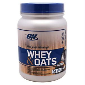 WHEY OATS-CHOCOLATE GLAZED DONUT
