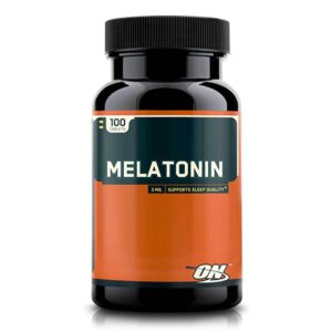 MELATONIN OPTIMUM NUTRITION